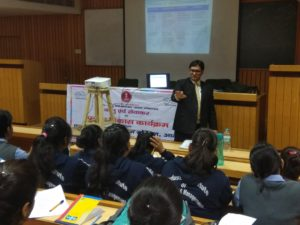 """Export and Digital Marketing"" and "" Goods & sales Tax (GST)"" @ Raman and Tagore Hall"