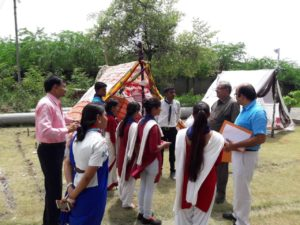 Valedictory Function of Scout Guide Camp @ ACE @ Anand College of Education