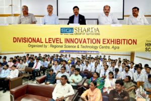 Divisional Level Innovation Exhibition @ HCST @ Hindustan College of Science & Technology