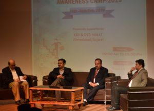 Three Day workshop on Entrepreneurship Awareness Camp @ Anand Engineering college