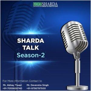 Sharda Talk